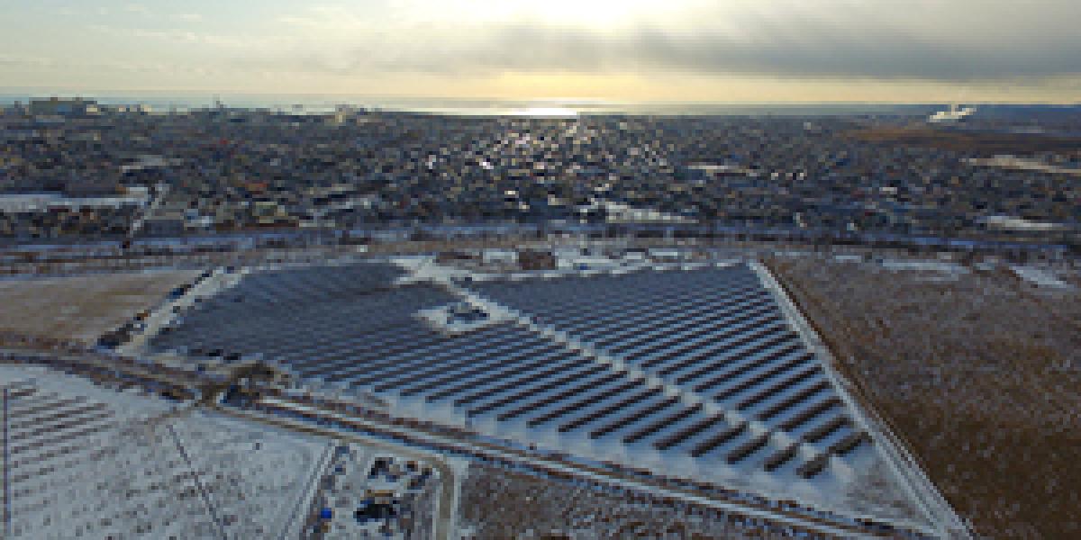 環境ビジネス特別号(12月号別冊)にパワコンステーションが掲載されました。
